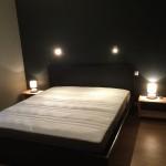 Slaapkamer 1 - tuinniveau